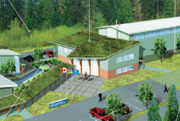 Coquitlam Water Treatment UV Disinfection Facility