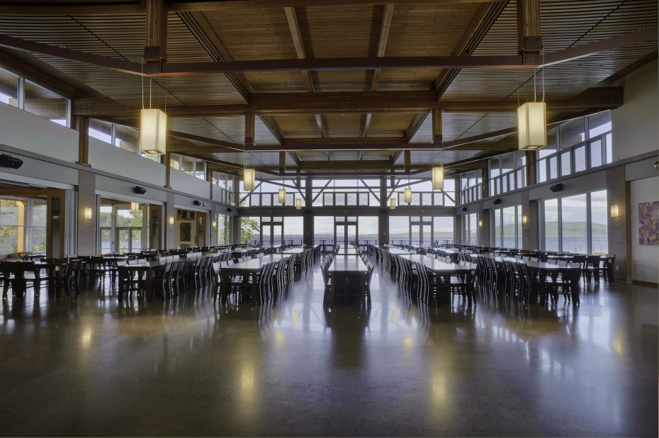 Brentwood College School - Dining Hall