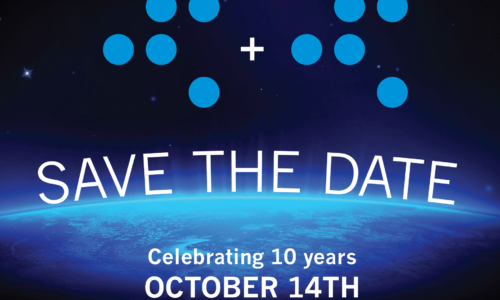 Recollective turned 10 and We're having a Party on October 14th!